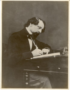 Interesting Dickens letters
